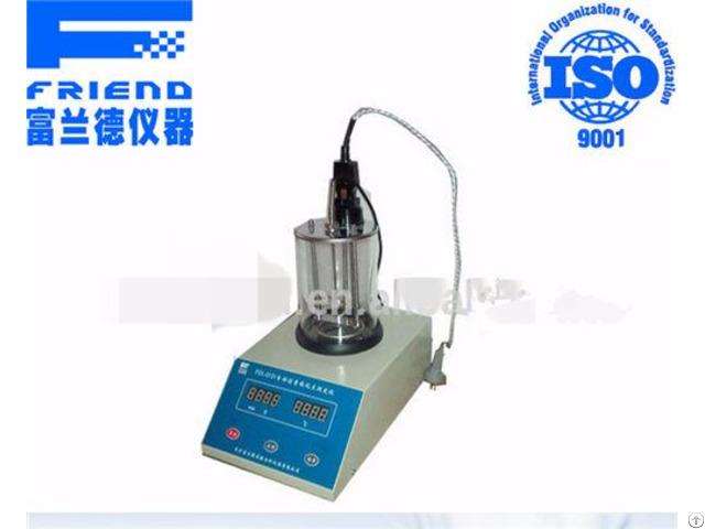 Automatic Asphalt Softening Point Tester