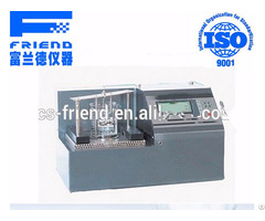 Automatic Bitumen Softening Point Tester