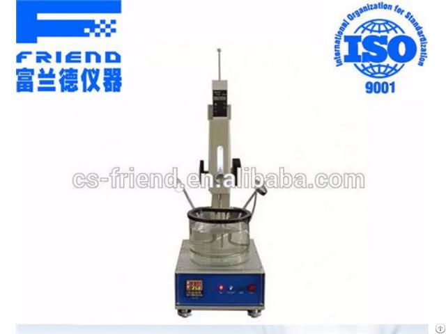 Asphalt Penetration Test Machine Cone Penetrometer Low Temperature