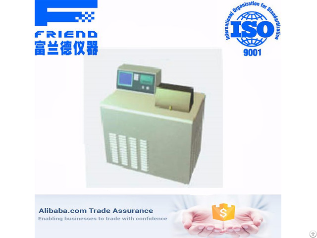 Automatic Asphalt Breaking Point Tester