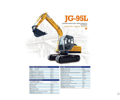 Crawler Excavator Construction Machine