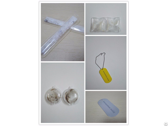 Garment Accessories And Paper Pvc Eva Packaging
