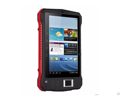 Ekemp M7 Biometric Rugged Tablet Pc With Optical Fingerprint Scanner