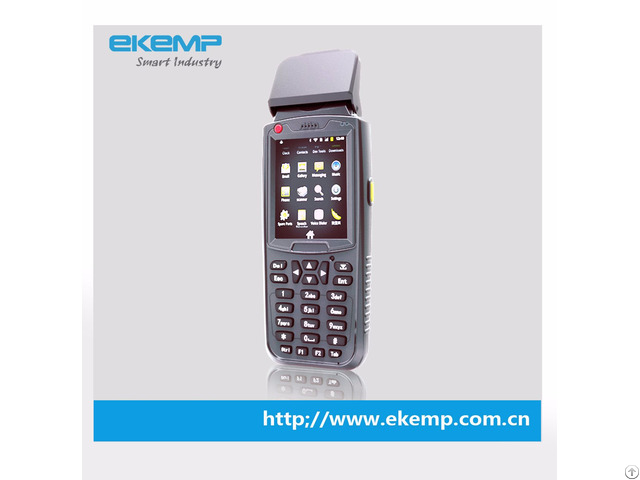 Ekemp M3 Android Real Time Os Handheld Computer Pda