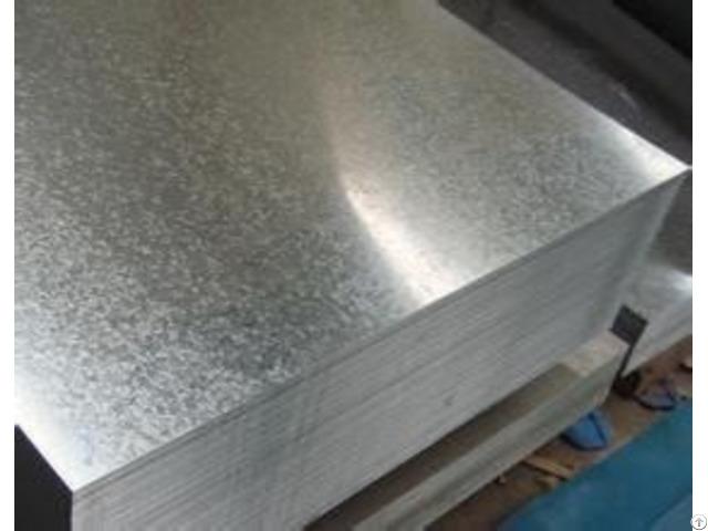 Dx51d Galvanized Steel Coils Sheet 0 125 3 0mm