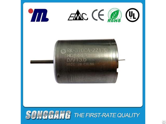 35volt High Voltage Carbon Brush Mabuchi Motor Rs 365sv