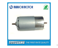 Double Shaft Mabuchi Motor Rs 455pa High Quality For Printer