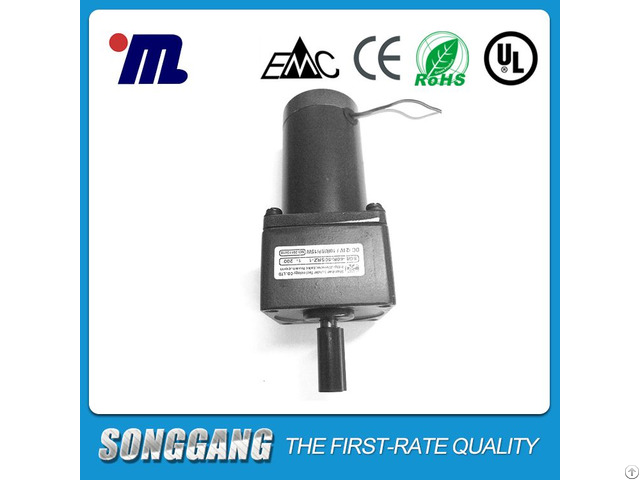 High Powerful Dc Motor 24volt 420rpm 15w For Napkin Machine