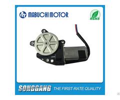 Waterproof Construction 12volt Dc Brush Mabuchi Motor For Power Window Lifter