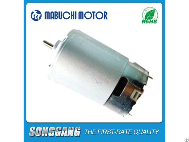 High Torque 12v Dc Mabuchi Motor For Precision Instrument Rs 555pc