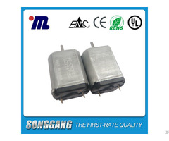 Metal Brush Mabuchi Motor For Audio And Visual Equipment Ff 030pk 11160