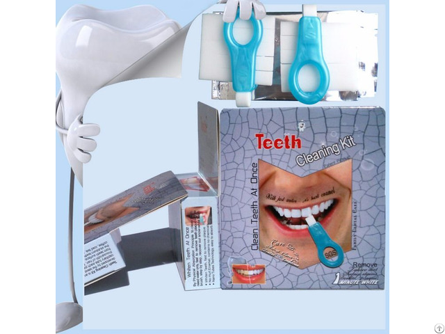 No Chemicals Teeth Whitening Home Kit As Seen On Tv Wholesale Dental Product China