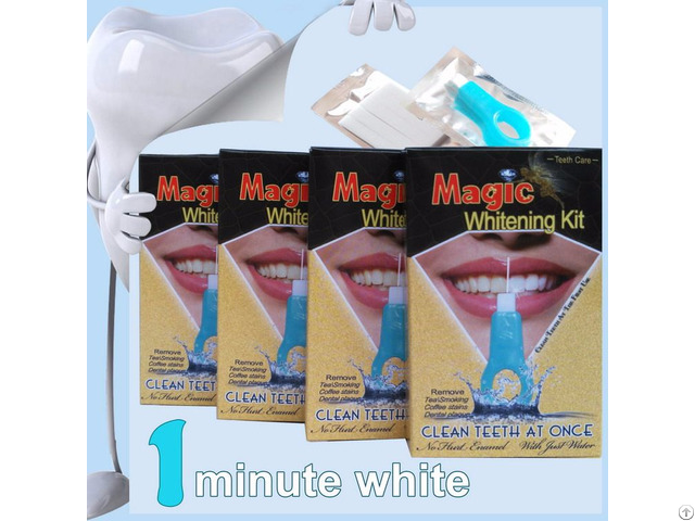 Cosmetic In Duba White Strips Advanced Oral Teeth Whitening Kit
