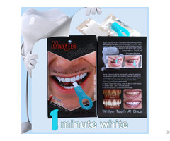 Nanotechnology Cleaning Factory Directly Sell Nano Sponge Teeth Whitening Kits