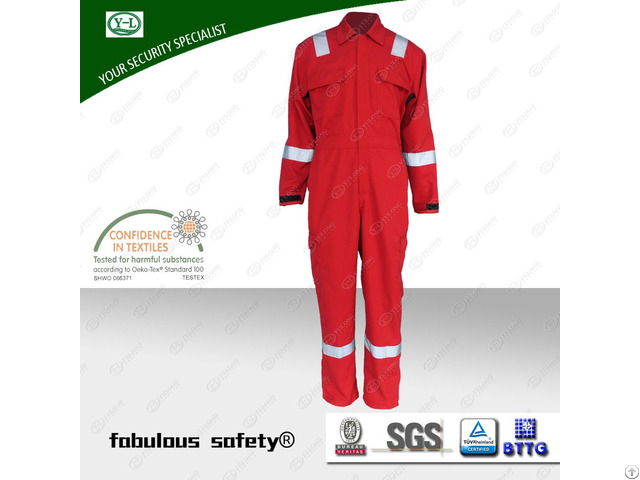Factory Wholesale New Model Anti Static Fireproof Uniform