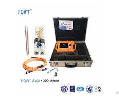 Pqwt S400 Multifunctional Underground Water Detector