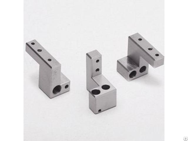 Cnc Stainless Components Short Description