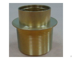 Brass Cnc Machining Parts Short Description