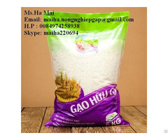 Fragrant Rice Pearl Vietnam 5% Broken Long Grain