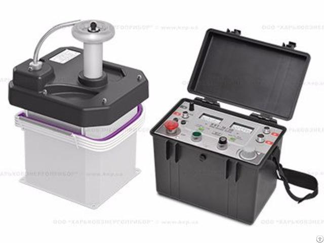 Portable Ac Dc Hipot Tester Hvt 70 50
