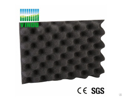 Wavy Flexible Installation Authentic Sound Foam For Church