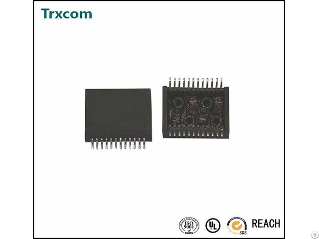 100m Single Port Transformer Modules Trc1102nl