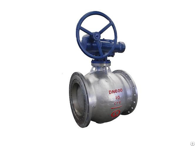 The Eccentirc Half Ball Valve