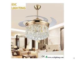Crystal Glass Chandelier Lights