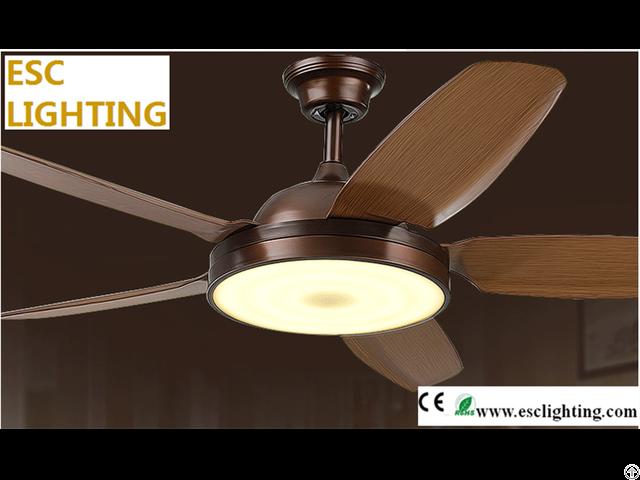 220v 240v Voltage Ceiling Fan With Light
