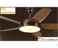 220v 240v Voltage Ceiling Fan With Light