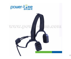 Tactical Bone Conduction Helmet Headset Apply To Military Solider Pte 570