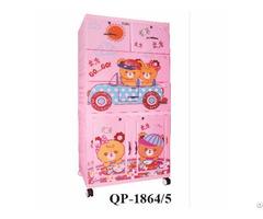 Plastic Cabinet 5 Drawers Quiphuc Vietnam
