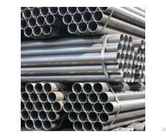 Astm A795 Hot Dipped Cs Welded Pipe Dn250 Pe