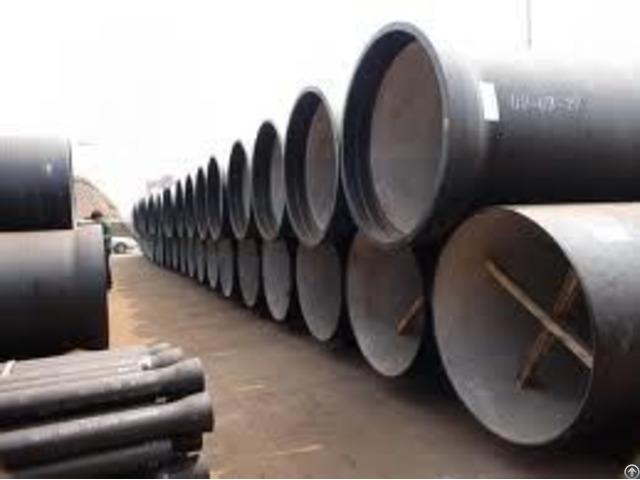 Sbr Gasket Ductile Iron Pipe Bs En598 12 Inch