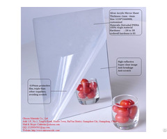 Acrylic Mirror Sheets 3mm X 48 X96 Manufactures