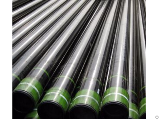 J55 Octg Steel Pipe Be Dn350