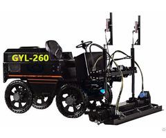 Laser Concrete Screed Machine Gyl 260
