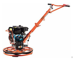 Concrete Edging Power Trowel Gyp 424 For Sale