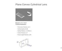 Plano Convex Cylindrical Lens Taiyo Brand