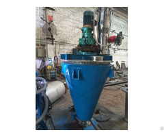 Jct Double Screw Mixer For Powder Production Line