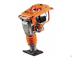 Best Seller Petrol Robin Eh12 Engine Vibratory Tamping Rammer Gyt77r With German Bellow
