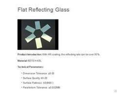 Flat Reflecting Mirror