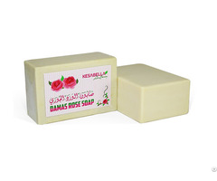 Damas Rose Soap