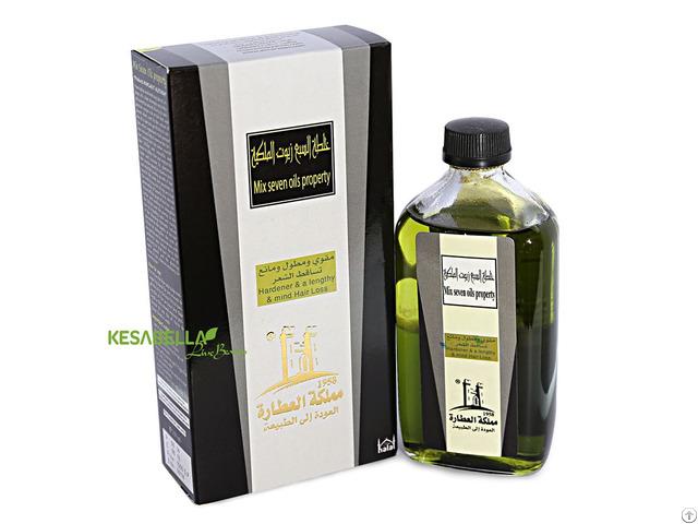 Jdayel With Seven Oils