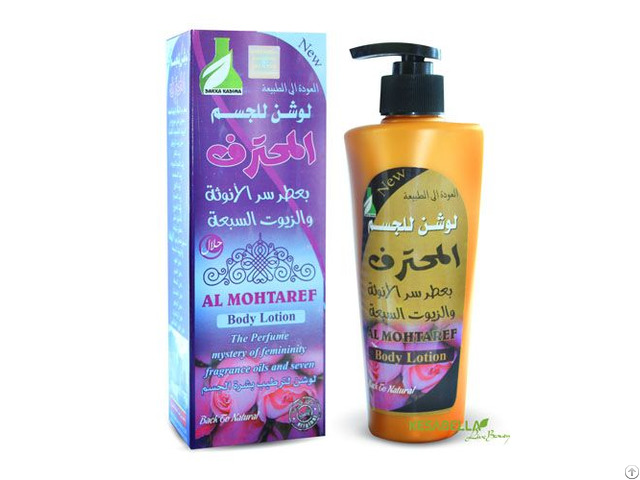 Luxury Body Lotion Ser Alonotha
