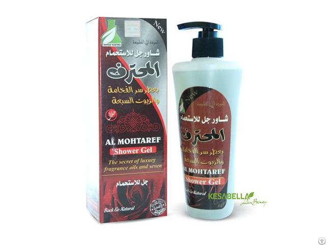 Luxury Ser Alfakhamieh Shower Gel