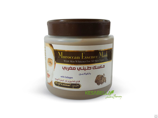 Moroccan Scrub With Collagen