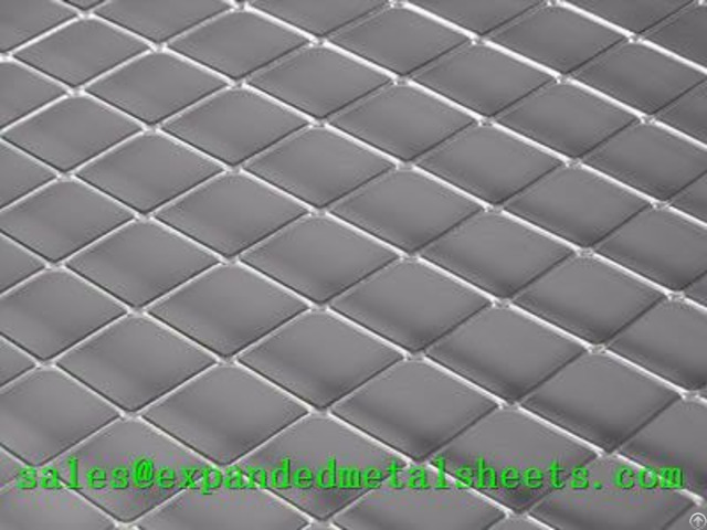 Stainless Steel Expanded Metal Sheet