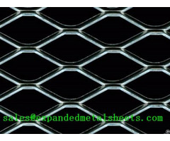 Expanded Metal Grilles