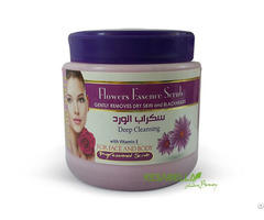 Facial Rose Scrub
